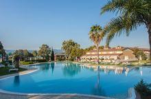 Der Pool von Salice Club Resort