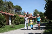 Camping Village für Familien in Salsomaggiore