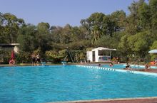 Camping Village mit Pool in Villaputzu, Cagliari