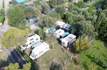 Camping Village am Meer in Kalabrien