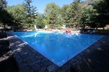 Camping International Touring mit Schwimmbad, im Aostatal