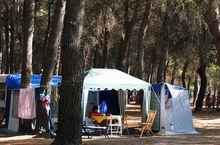 Campingplatz in Sibari