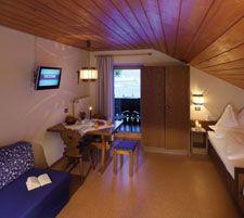 Gli appartamenti del campeggio