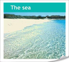 Das Meer in Apulien