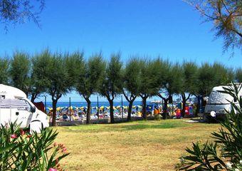 Camping Village sul mare in Puglia