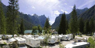 Camping Lago di Dobbiaco
