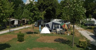 Campeggio tra le 5 Terre e la Toscana
