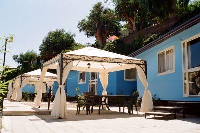 Case mobili con spazio esterno privato