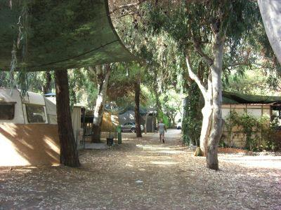 Le piazzole del Parco Al Yag