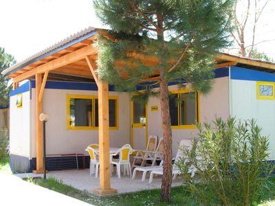 Villaggio con Case Mobili in Umbria