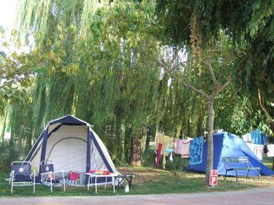 Campeggio in Umbria