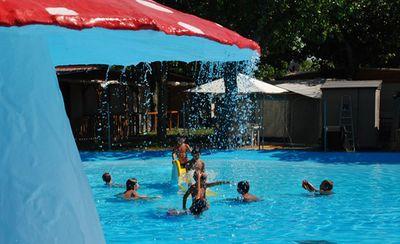 La piscina del Camping Classe