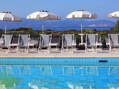 Camping met zwembad in Toscane