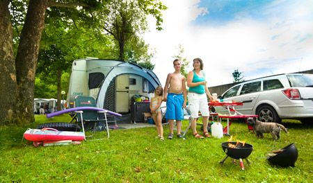 Familie campings in Trentino
