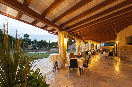 Camping Village with restaurant in Puglia