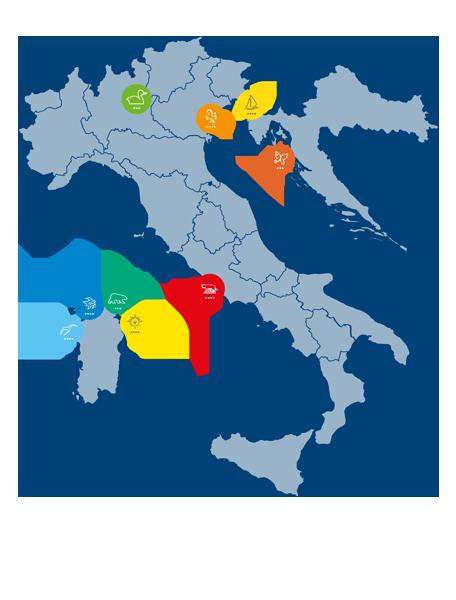 Campeggi e Villaggi in Italia e Croazia