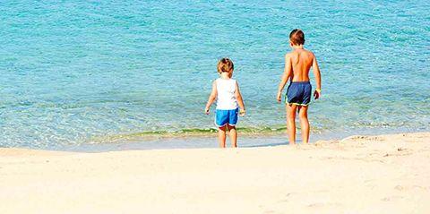 Campeggio per famiglie in Puglia