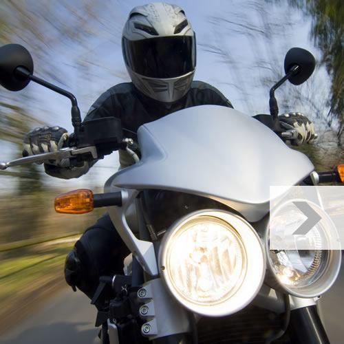 Rutas de motocicleta