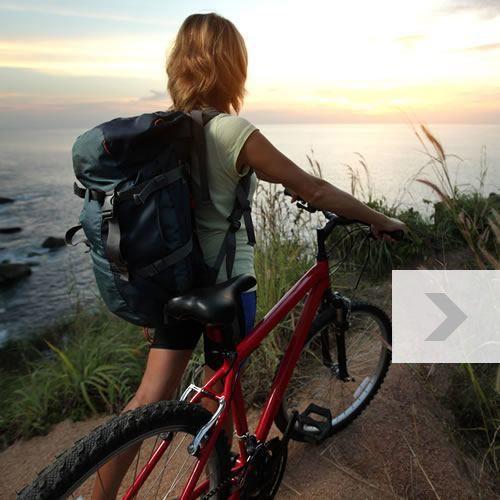 Fahrradtourismus in Sardinien