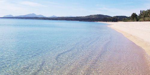Spiaggia di San Gemiliano a Tortolì