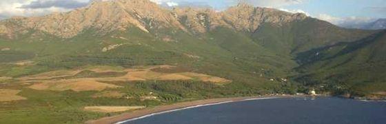 Campingplatz auf Korsika