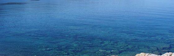Das Meer von Korsika
