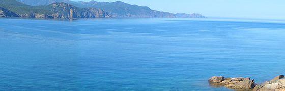 Strand der Korsika