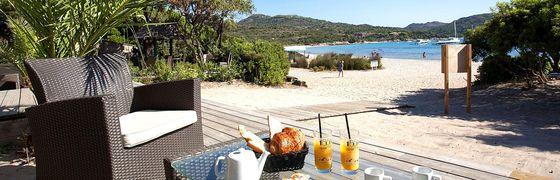 Bar op het strand