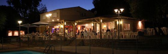 Camping Village avec piscine à Porto Vecchio, Corse