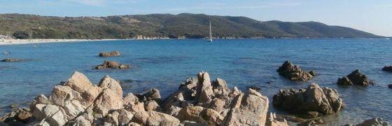 Camping in Corsica del Sud