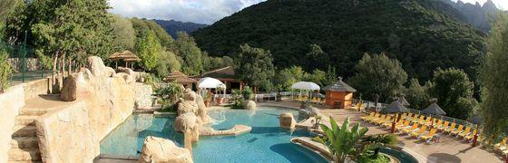 Camping Village in Corsica del Sud