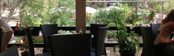 Campingplatz mit Restaurant in Korsika