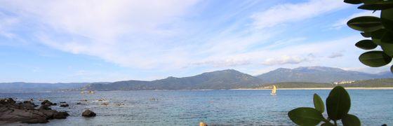 Villaggio Turistico sul mare in Corsica