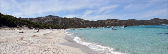 Camping Village a Pigna, Corsica