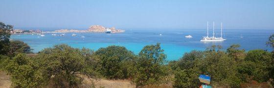 Camping Village in Balagne, Corsica