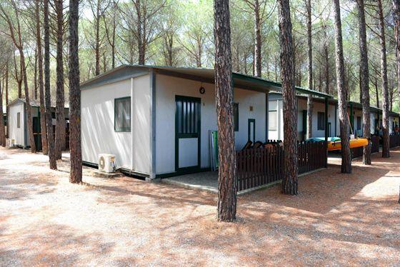Camping con case mobili