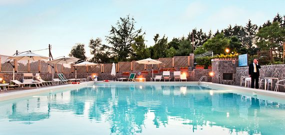 Happy Village & Camping mit Pool, Latium
