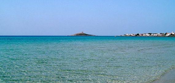 Das Meer auf Isola delle Femmine