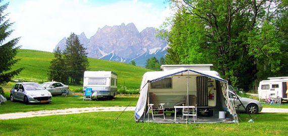 Campingplatz  in Cortina d'Ampezzo