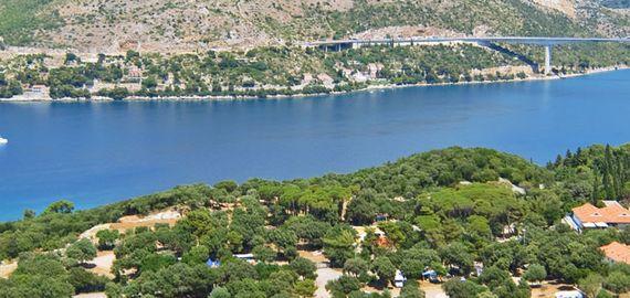 Campingplatz in Dubrovnik