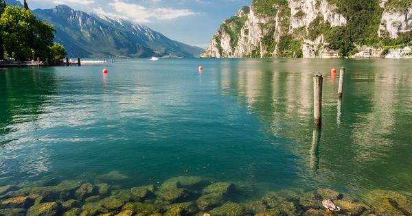 Camping e villaggi sul lago di garda campeggi per - Campeggi con piscina lago di garda ...