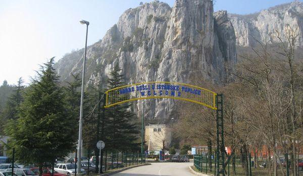 Istarske Toplice in Croazia