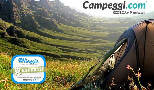 Campeggi.com esperto SiViaggia.