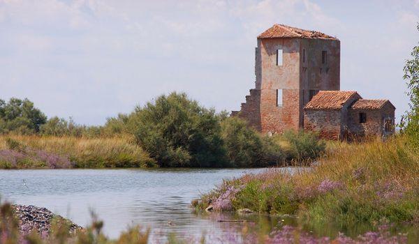 Comacchio e il Delta del Po.