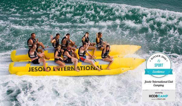 Certificato Sport allo Jesolo International Club Camping