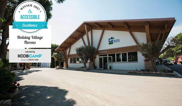 KoobCamp premia i Campeggi e Villaggi Accessibili del 2017
