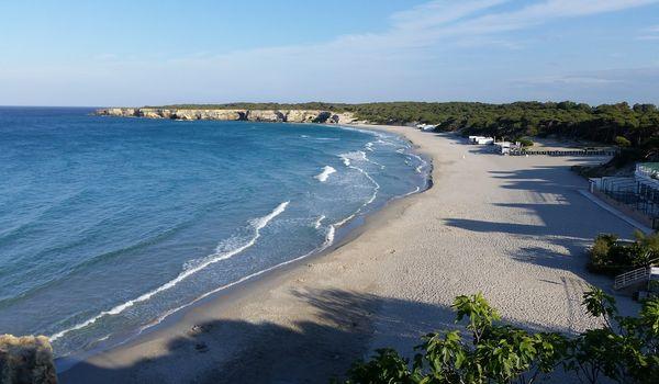 Spiagge del Salento e campeggi