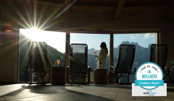Camping Vidor - Family & Wellness Resort Pozza di Fassa