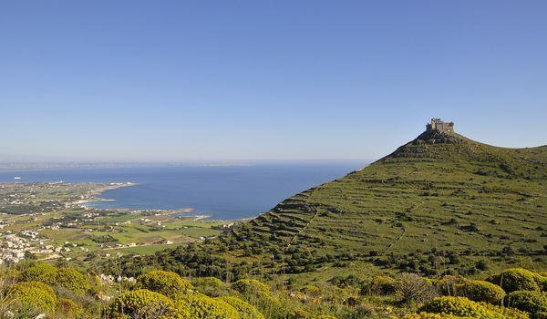Paesaggio della Sicilia