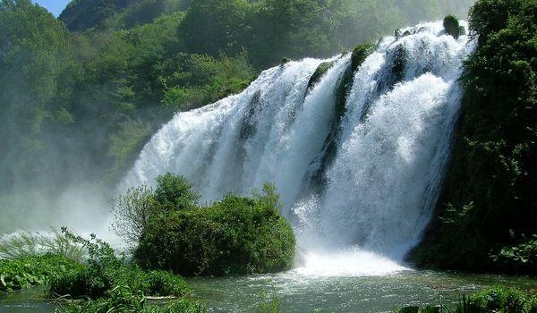 Cascata delle Marmore in Umbria